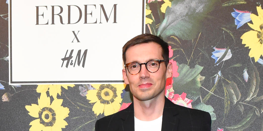 Erdem představil anti-fast kolekci pro H&M