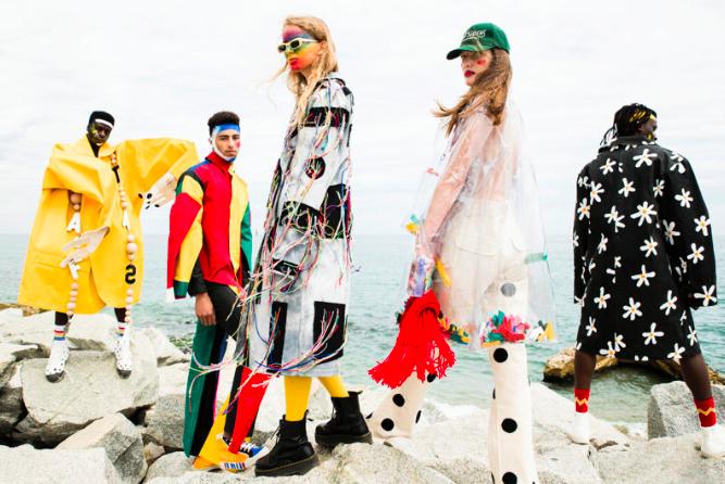 Adam Kost prezentoval českou módu v Madridu