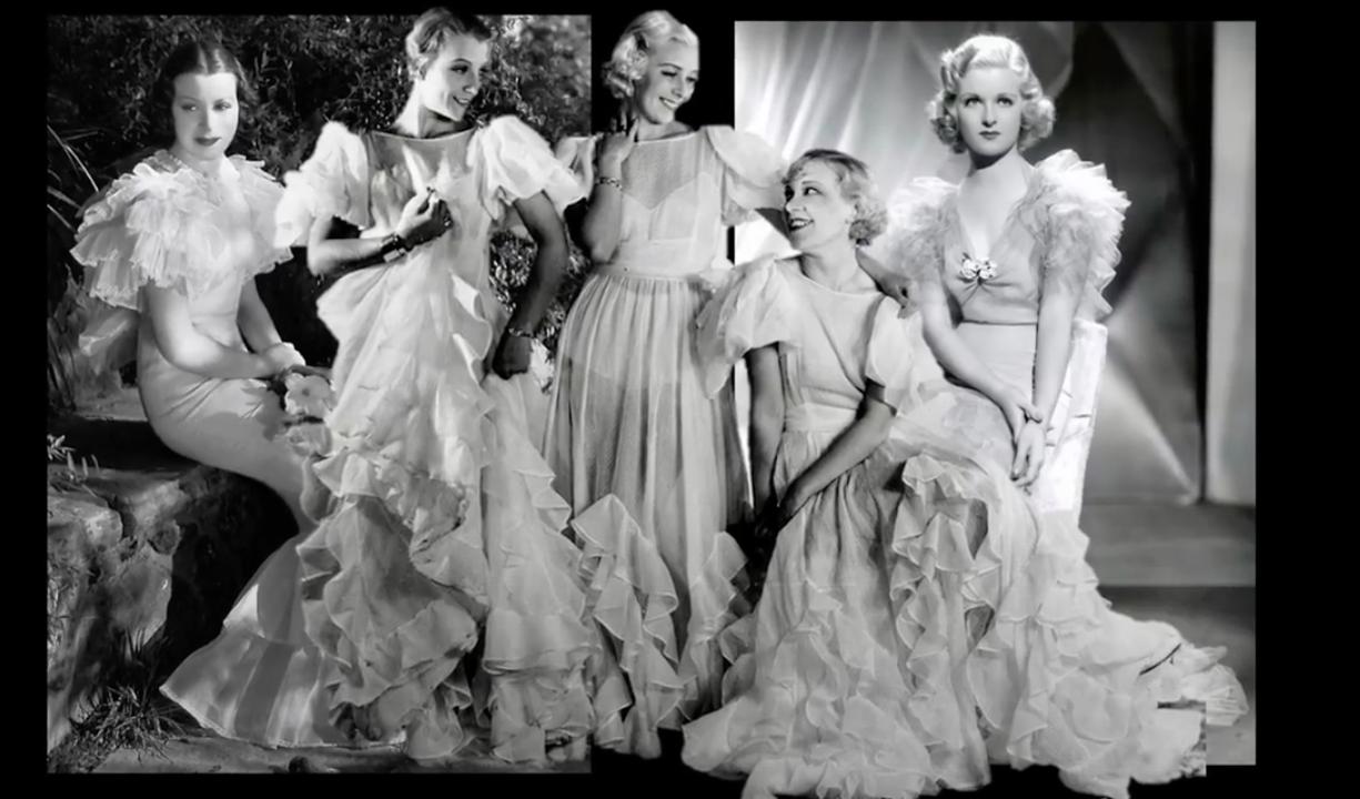 """Sběratelské kusy: """"ty bílé šaty"""""""